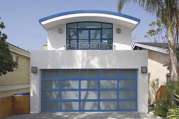 Impact-Rated Garage Doors