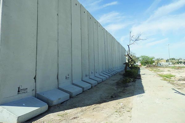 Walls of Concrete
